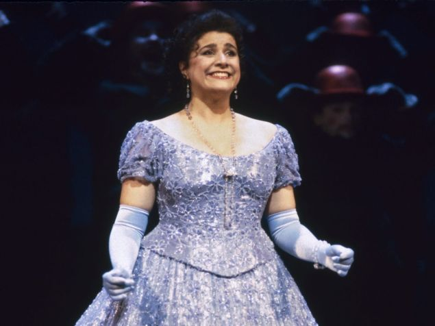 Cecilia Bartoli in 'La Cenerentola', streaming this week from the Met.