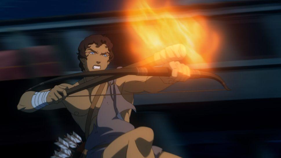 Netflix's 'Blood of Zeus' Is 'Star Wars' for the Greek Gods