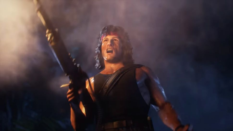 Mortal Kombat's Rambo Is Yet Another Betrayal of the Character
