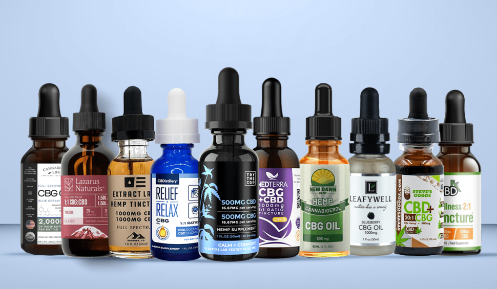 What Is CBG Oil and Where Can You Find the Best CBG Oil For Sale