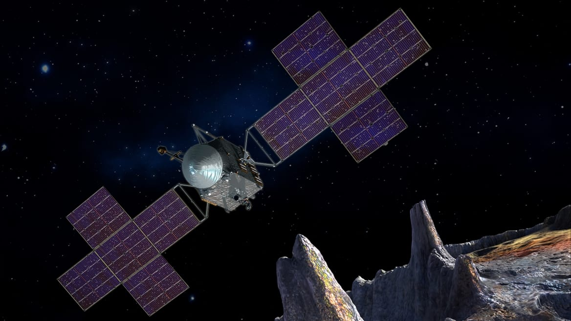 NASA Discovers a Rare Metal Asteroid That's Worth $10,000,000,000,000,000,000