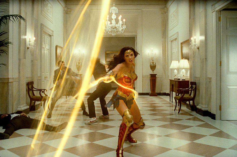 Gal Gadot Got a Massive Pay Bump for 'Wonder Woman 1984'