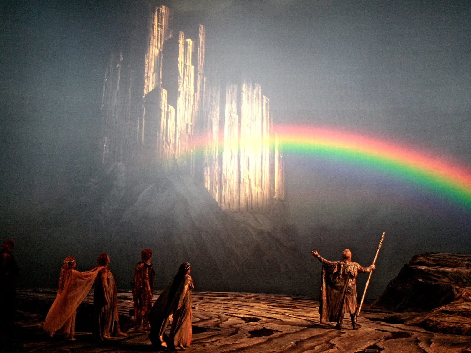 The Met's Stream of Wagner's 'Ring' Offers a Chance to Consider the Meaning of Life
