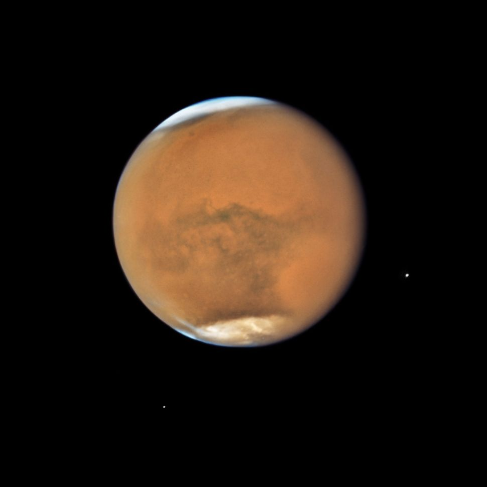 Mars Is Super Close to Earth This Month—How to See It in Night Sky