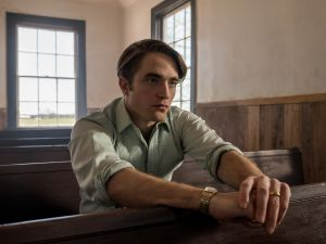 The Devil All The Time: Robert Pattinson as Preston Teagardin
