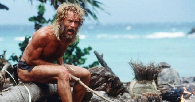 Tom Hanks Cast Away 20th Anniversary