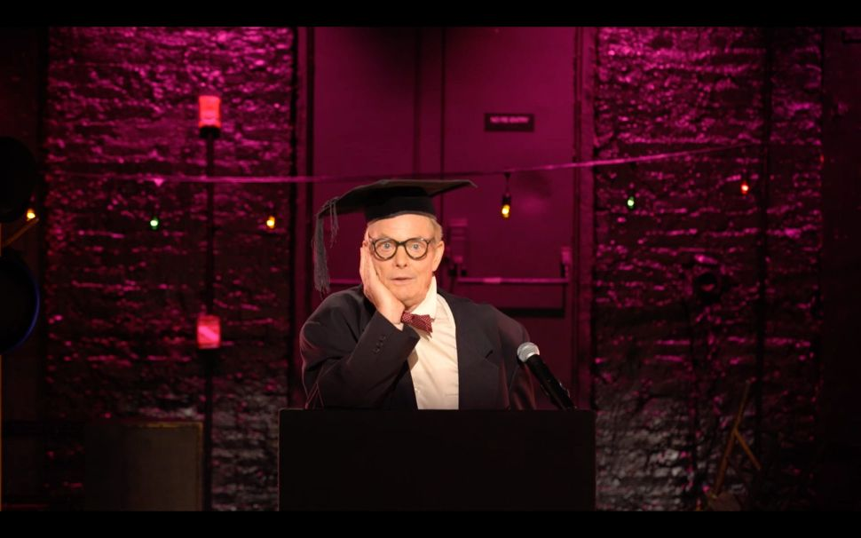 Bill Irwin Translates Beckett for Quarantined Audiences in an Online Solo Show