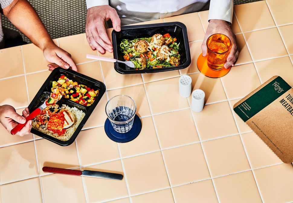 Thanksgiving Dinner Delivery, a Product of COVID, Is Here to Stay