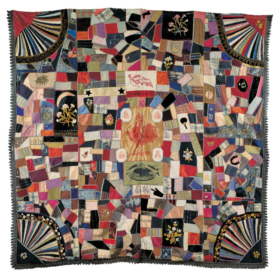 Quilting as a Radical Act: An Exhibition Examines the Art Form's Revolutionary Impact