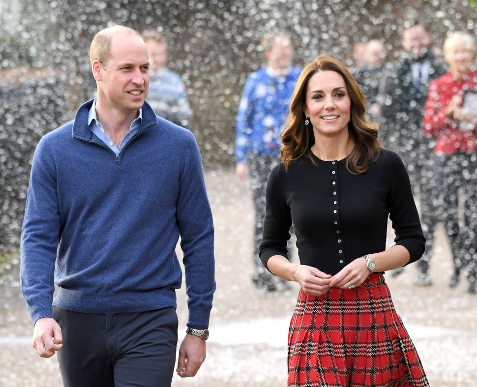 Why Prince William and Kate Might Not Be Included in the Queen's Christmas Plans