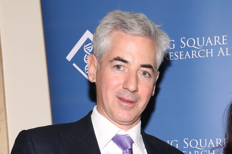 Bill Ackman Sounds Alarm For Another COVID Market Crash Despite Vaccine Hype
