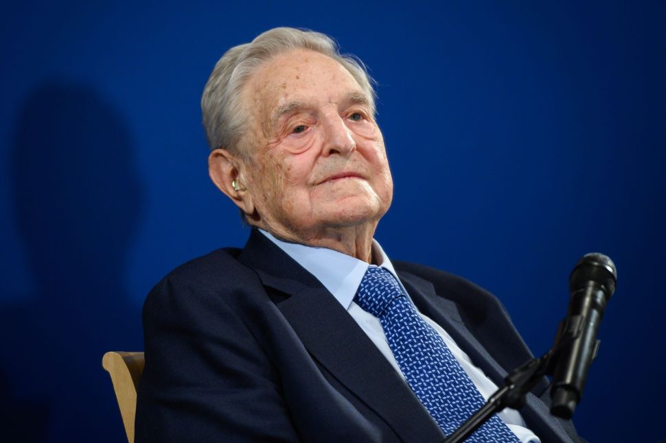 George Soros Regrets Palantir Investment Because It Works with ICE, Plans to Dump It