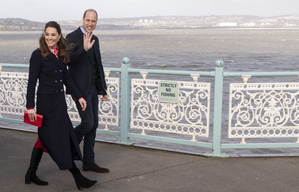 Prince William and Kate Traveled to a Familiar Spot for a Low-Key Family Vacation