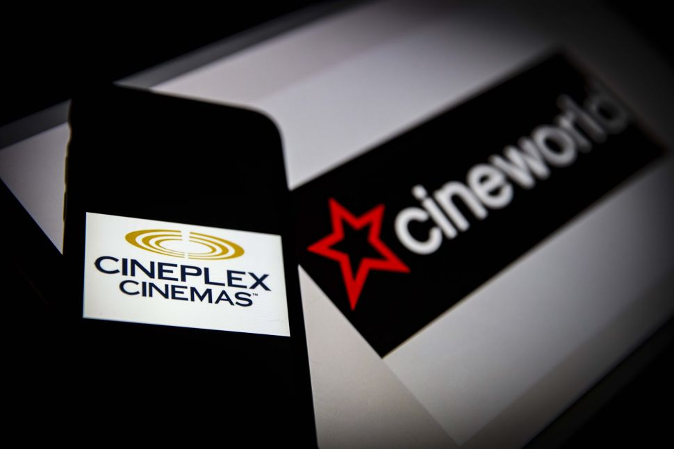 Universal Strikes Another Precedent-Shattering Deal With Cineplex