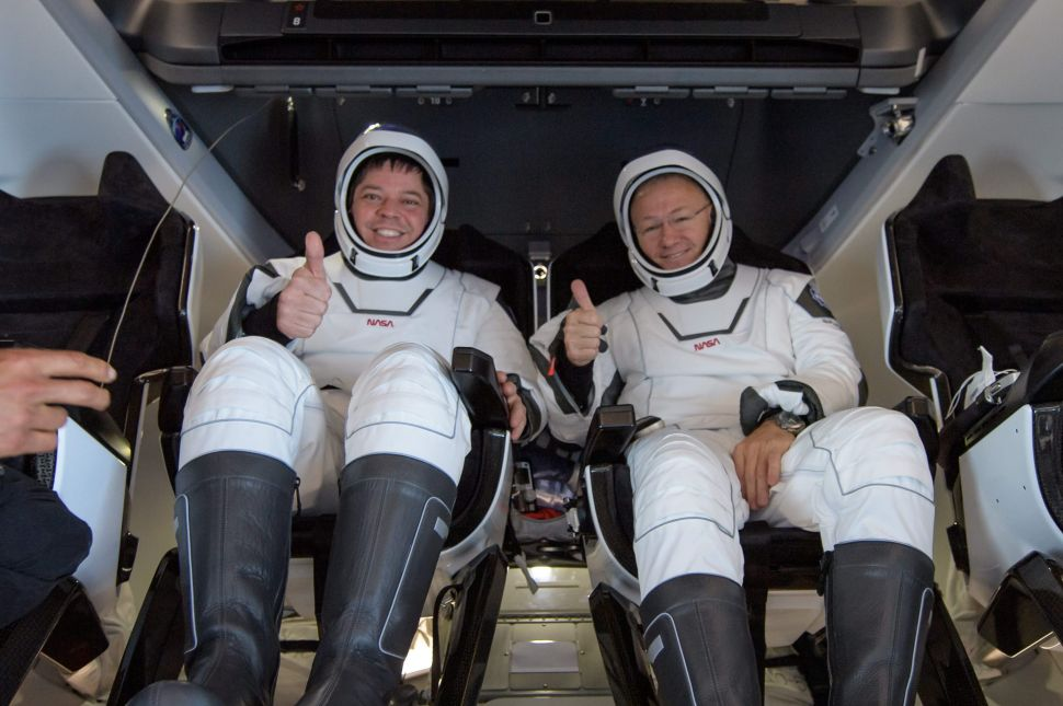 Watch SpaceX Make History, Launch NASA Astronauts to ISS On Saturday