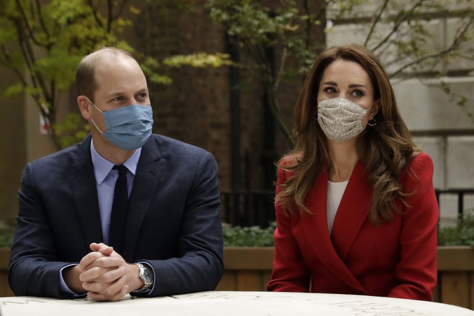 Are Prince William and Kate Staying at Kensington Palace During Lockdown?