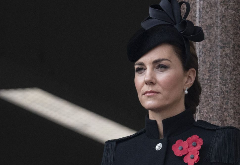 The Royal Family Reunited for the Remembrance Day Service in London