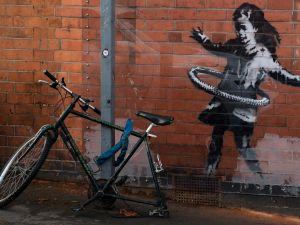 Banksy Art Stolen