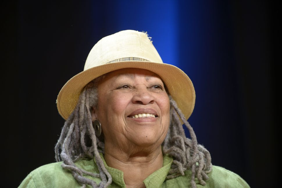Toni Morrison's Library Is for Sale, and It Reveals the Range of the Author's Tastes