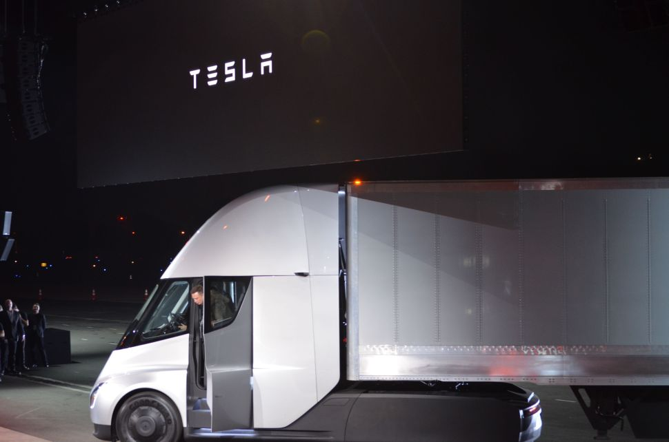 Tesla's Semi Truck Orders Soar—But Can It Deliver?