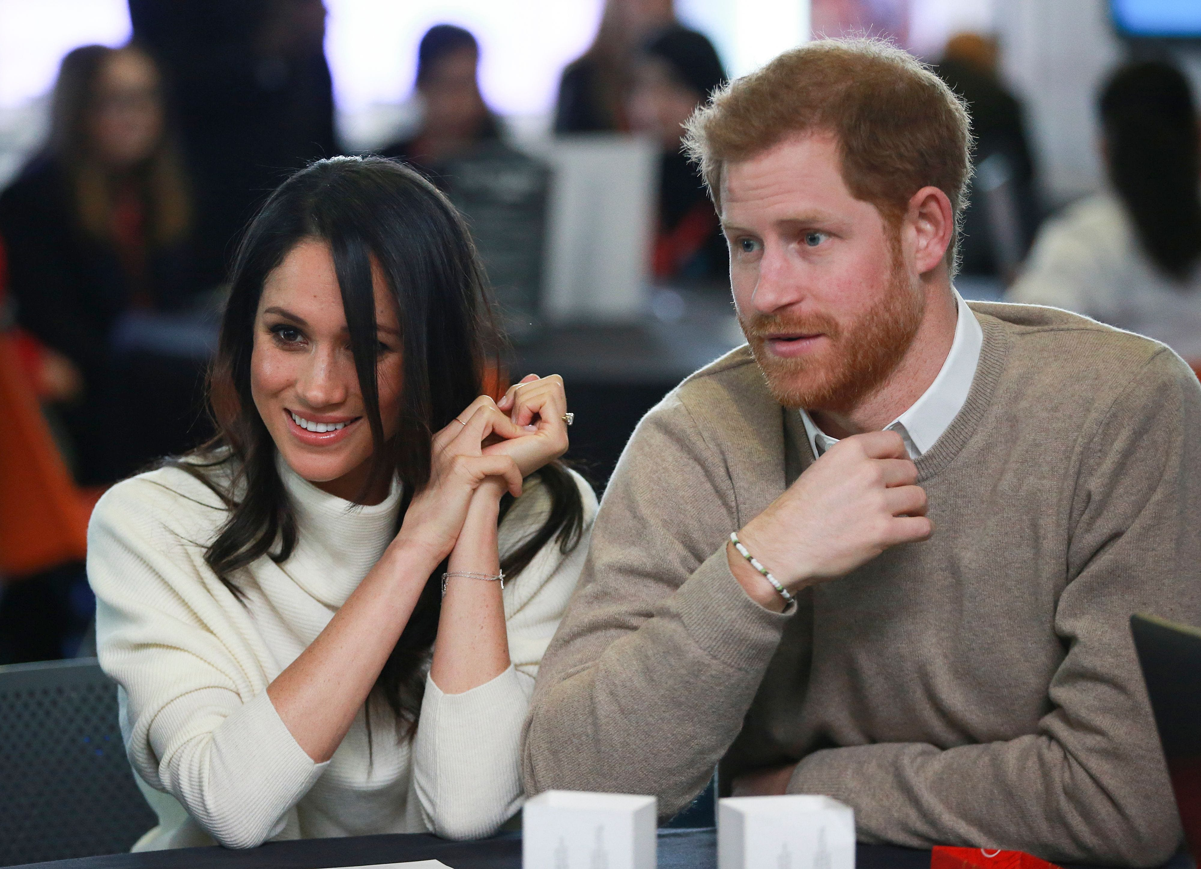 Prince Harry and Meghan Are So Excited to Decorate Their Montecito Home for Christmas