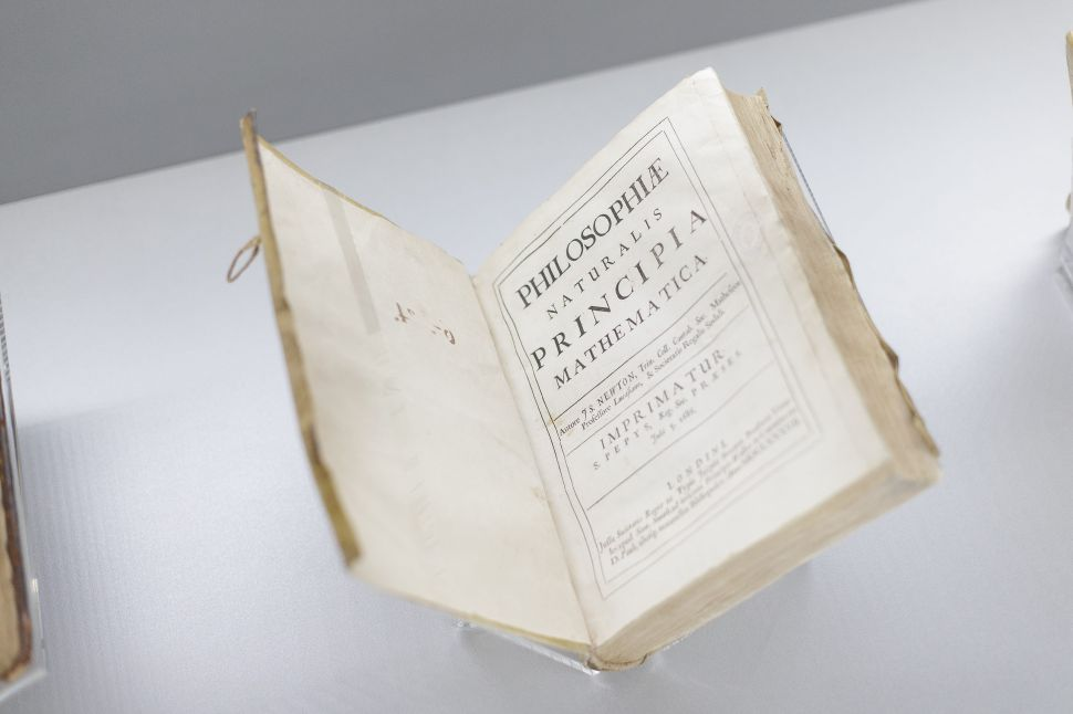 Rare Scientific Books Have Seen a Surge of Buyers During the Pandemic