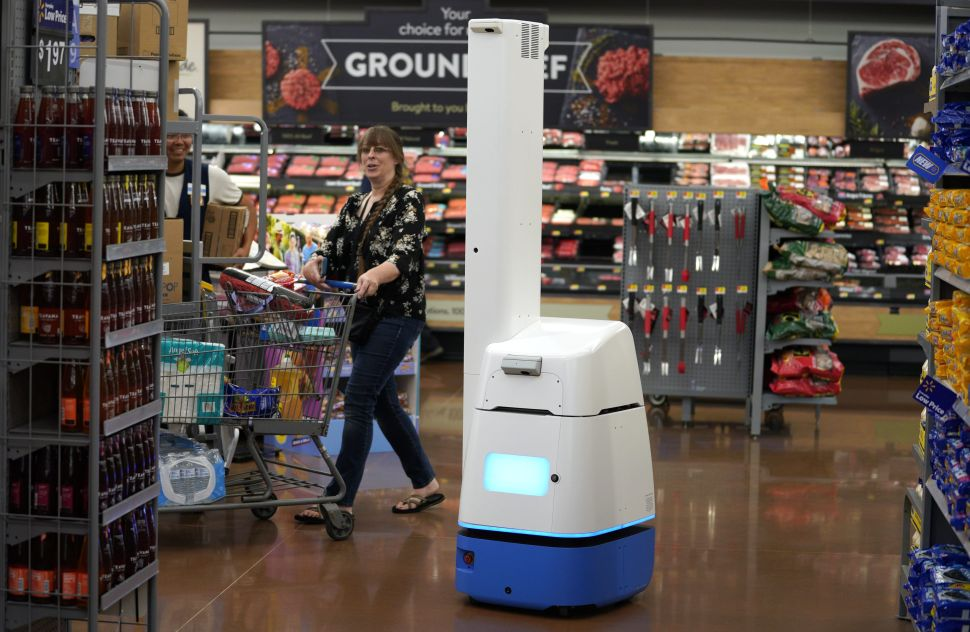 Walmart 'Fired' In-Store Robots Because Humans Are Better at the Job