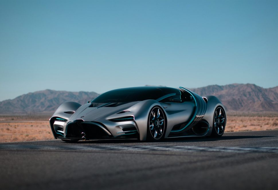 Hyperion CEO On His Insane NASA Tech Super Car and Why Hydrogen Beats Batteries
