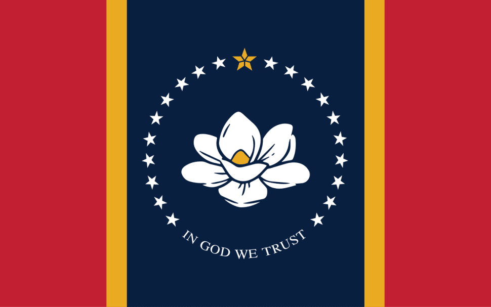 Mississippi's New State Flag Was Inspired by the Designer's Childhood Memories