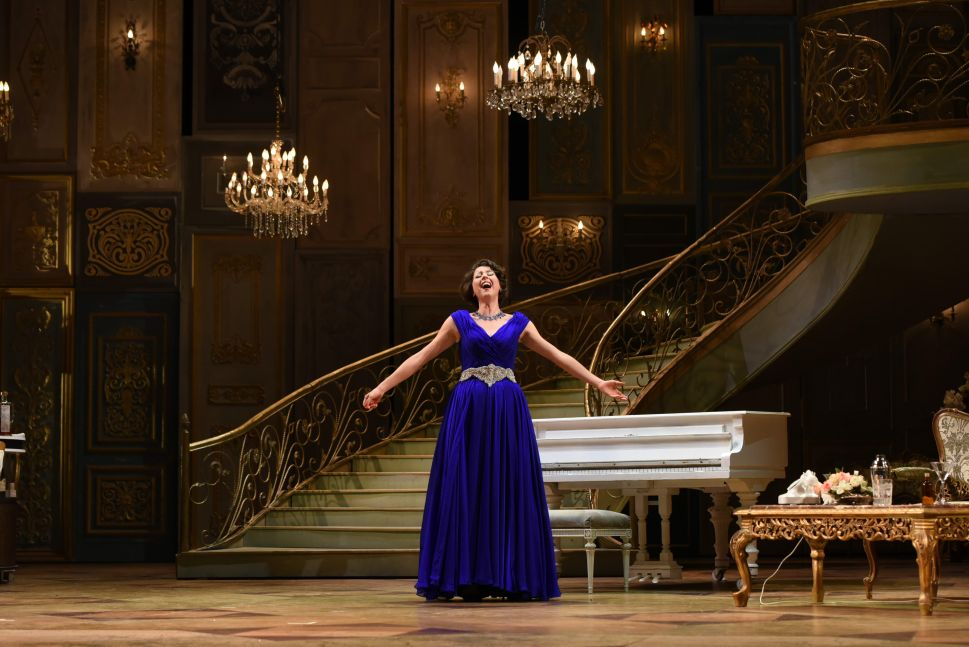 Lisette Oropesa's 'Traviata' Is a Highlight of Opera Philadelphia's New Channel