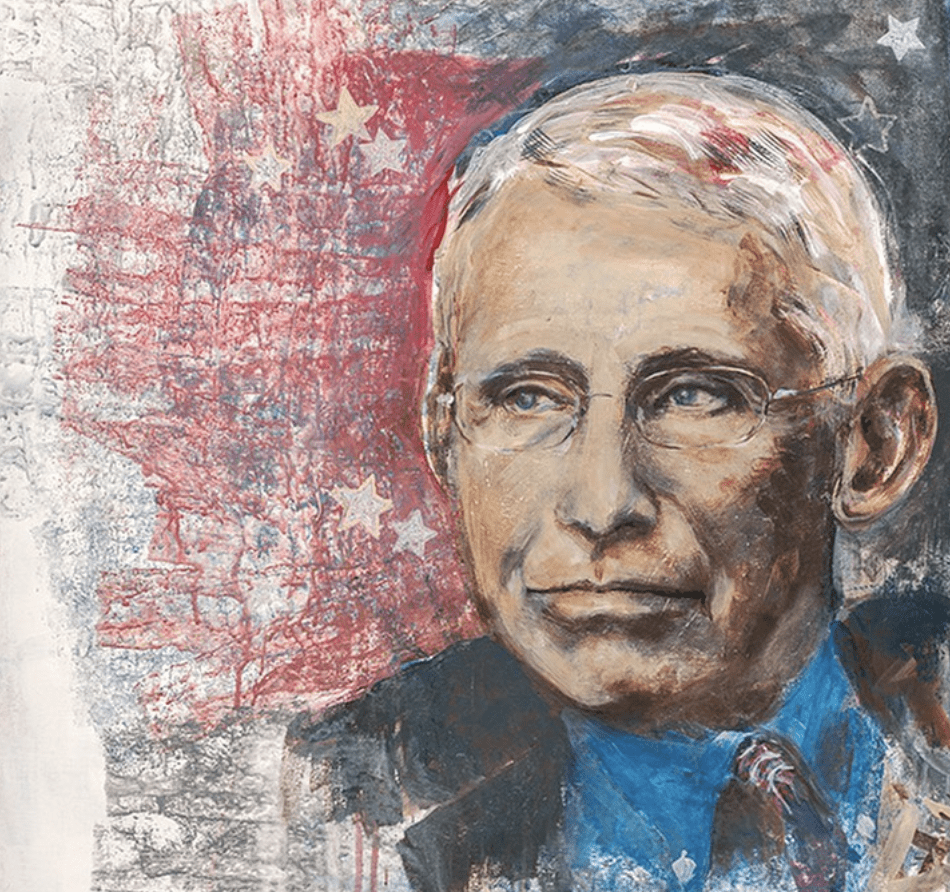 Joan Baez' Art Is Still Political, But Now She's Making Paintings Instead of Music