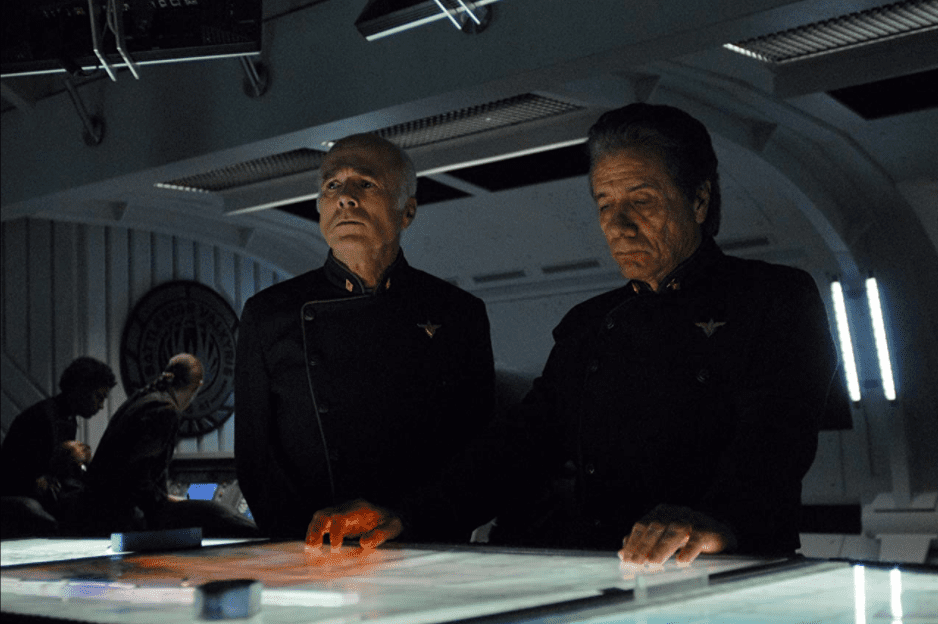'Battlestar Galactica' Was the Show That Knew Power Grabs