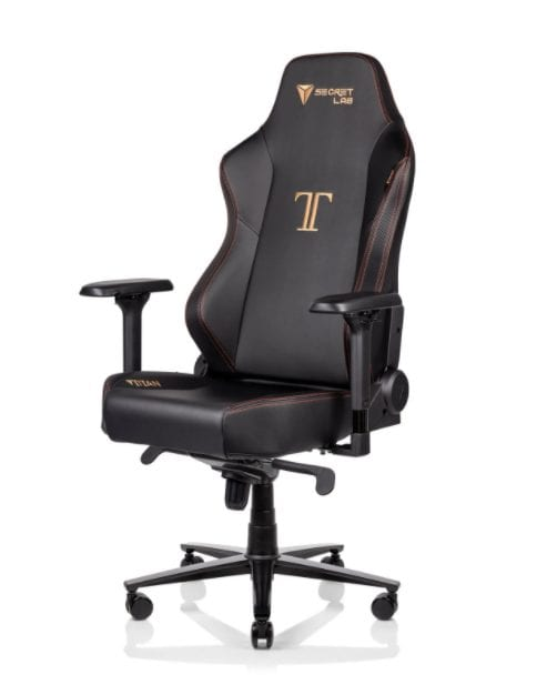 Secretlab Titan 2020 (PU Leather) image 11