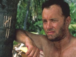 Tom Hanks Cast Away 20th Anniversary