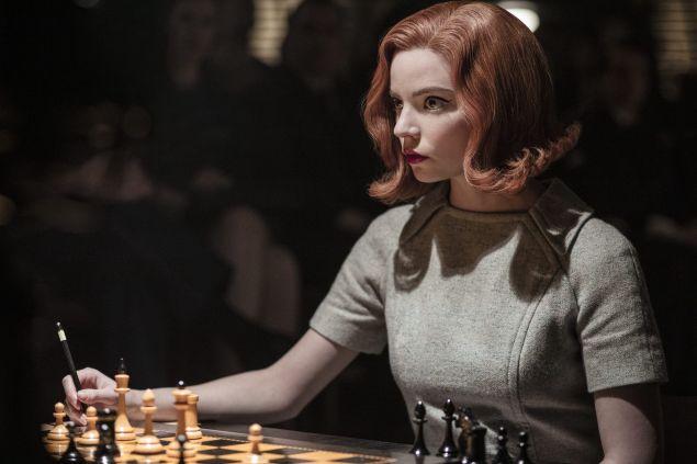 Netflix Queen's Gambit Season 2 Anya Taylor-Joy