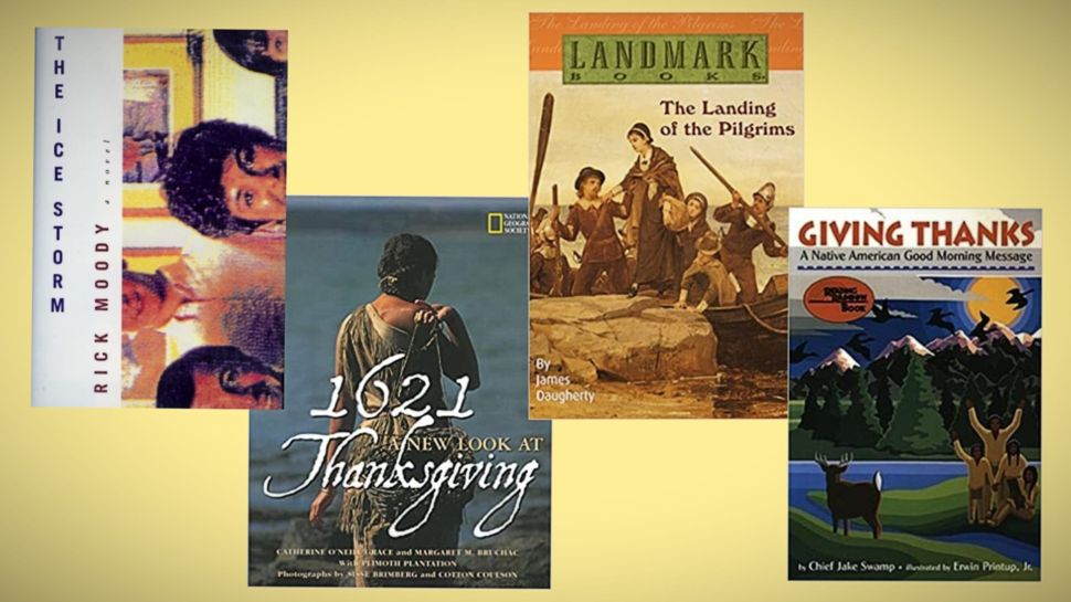 6 Books That Reflect on Thanksgiving—Its Meaning and Its Many Contradictions