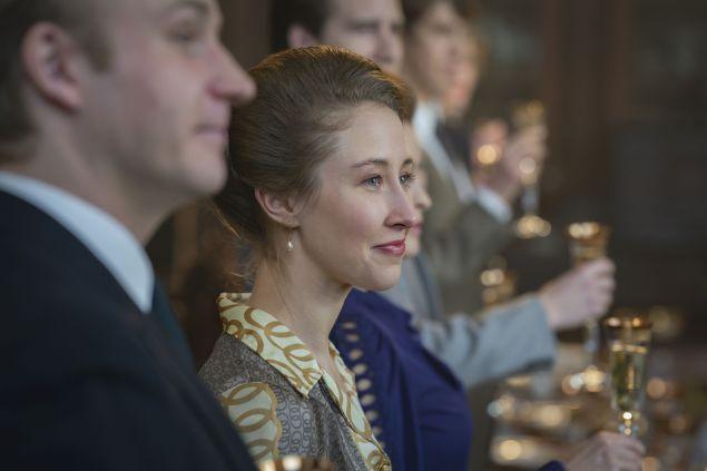 Erin Doherty as Princess Anne in Season 4 of The Crown