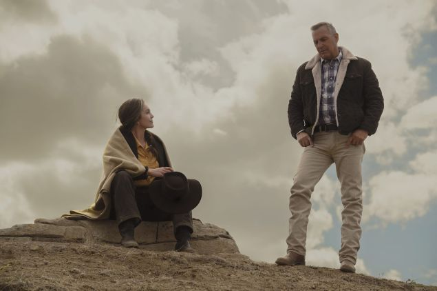 Diane Lane and Kevin Costner star in director Thomas Bezucha's Let Him Go