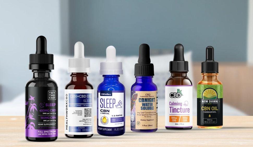 Best CBN Oil for Sleep: Buyer's Guide