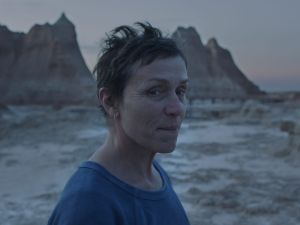 Frances McDormand in Nomadland