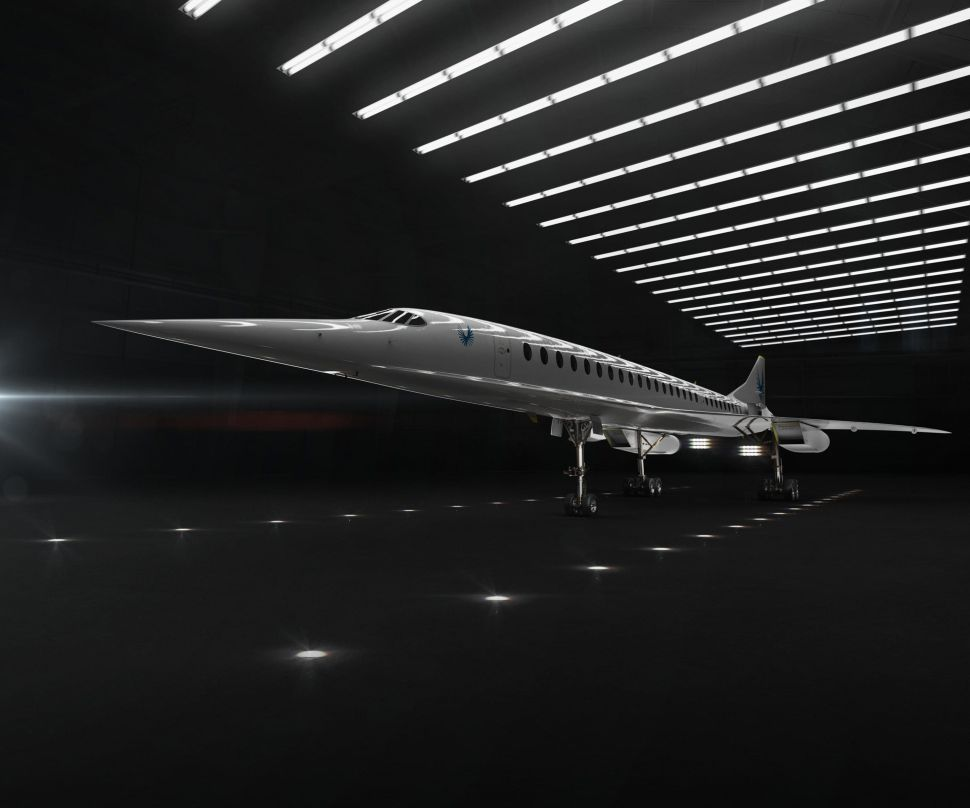 A New Supersonic Jet Is Speeding Toward Liftoff. Is The World Ready?