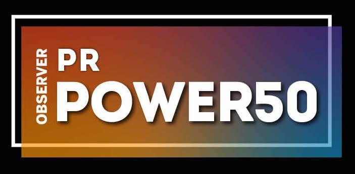 2020 PR Power 50
