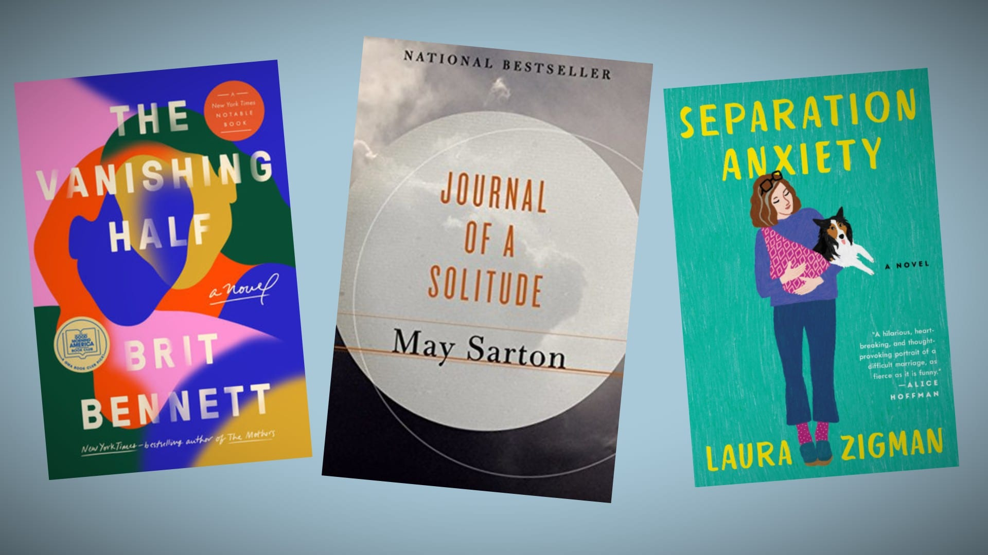 Books That Made 2020 Bearable: A Reading List for an Unusual Year