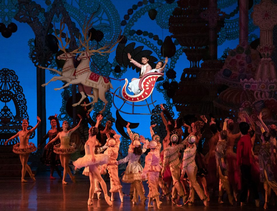 Ballet Companies Keep 'The Nutcracker' Alive With Streaming and Outdoor Performances