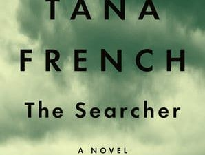 cover of 'The Searcher' by Tana French