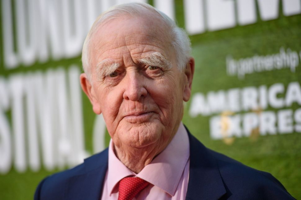 Stephen King, Dan Rather and Other Writers Grieve the Loss of John le Carré