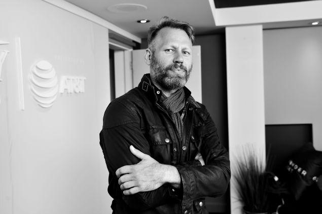 Darius Marder, director of Sound of Metal