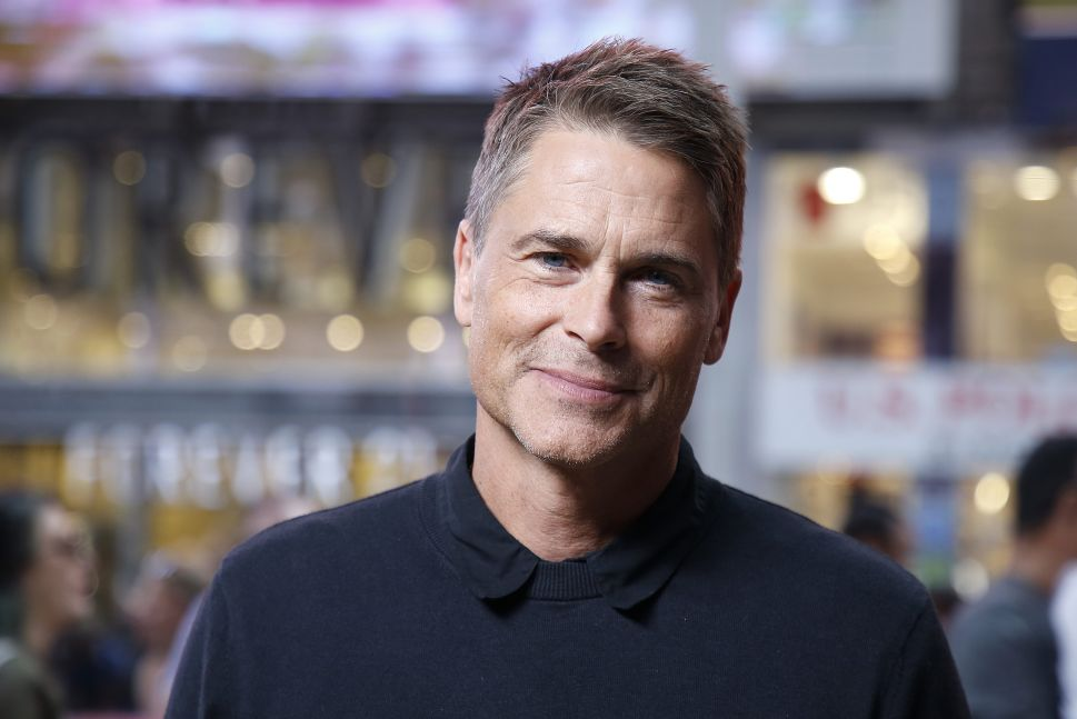Rob Lowe Paid $13 Million for Another Montecito Mansion