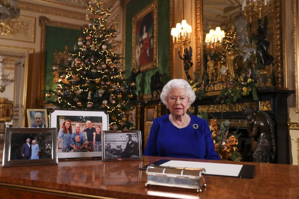 Queen Elizabeth Isn't Celebrating Christmas With the Royal Family This Year