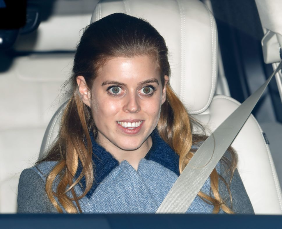 Princess Beatrice Denies Breaking U.K. Lockdown Rules After Dining Out in London